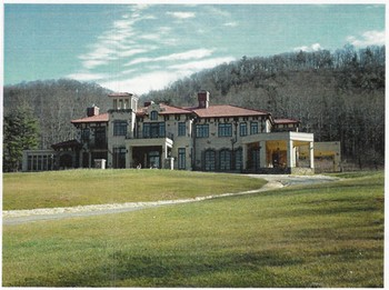 Cane Creek Mansion