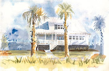 Daniel's Island Cottage